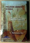 Cess-book-Inclusive Growth in India-2007-coverpage