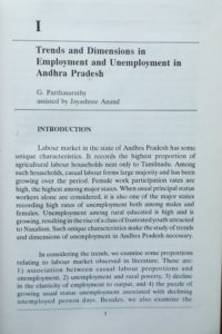 Cess-book-Review of Employment Trends and Programmes-1995-introducation