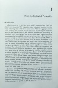 Cess-book-Water Security and Management