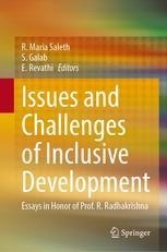 Issues and Challenges of Inclusive Development